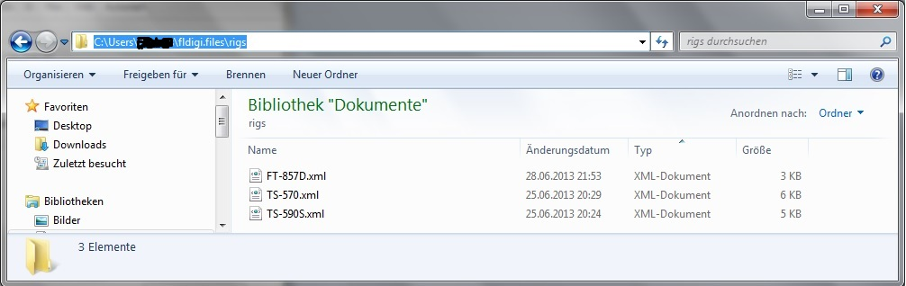 XML-Ordner