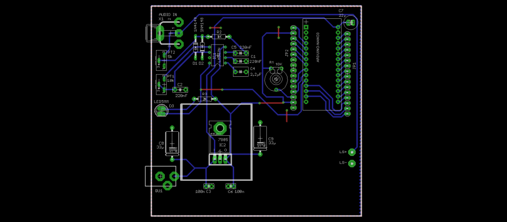 CW-Decoder Board